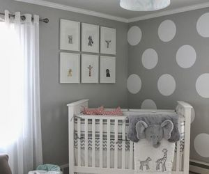 room, baby, and bedroom image
