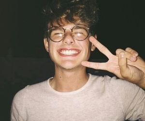 boy, smile, and mikey murphy image