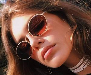 kaia gerber and model image
