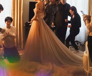 gigi hadid, dress, and model image