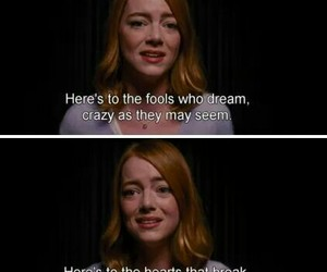 emma stone, films, and quotes image