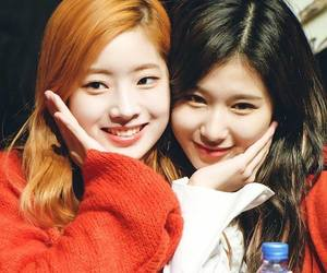 twice, sana, and fansign image