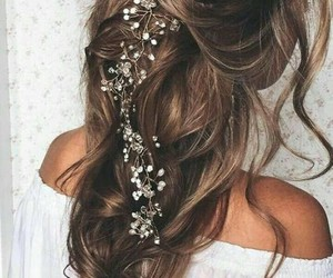 beauty, cabelo, and girl image