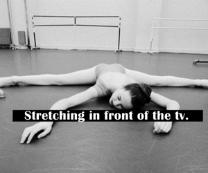 ballet, dance, and flexible image