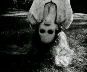horror, creepy, and scary image