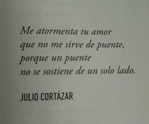 amor, books, and cortazar image