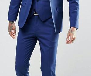 Bleu, mode, and look image
