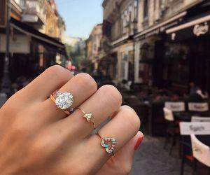 love, diamond, and fashion image