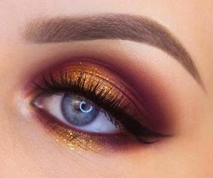 beautiful, beauty, and eye image