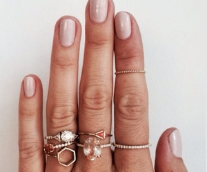 simplicity, golden rings, and rings image