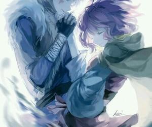 akatsuki no yona and shin ah image
