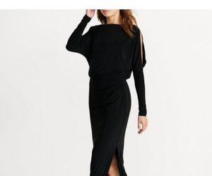 dress, formal, and fashion image