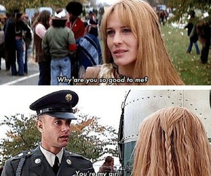 quotes, movie, and forrest gump image