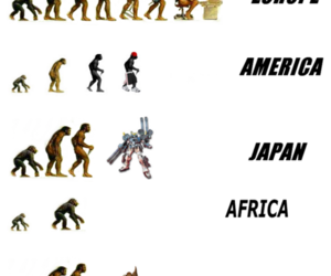 africa, japan, and lol image