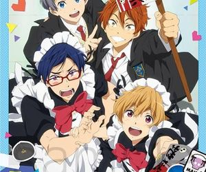 free! and free! eternal summer image