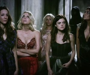 pretty little liars, pll, and season 6 image