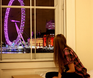 girl, london, and photography image