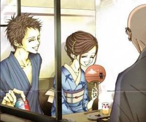 nana komatsu, yukata, and appartement 707 image
