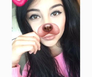 doggy, lovely, and pink image