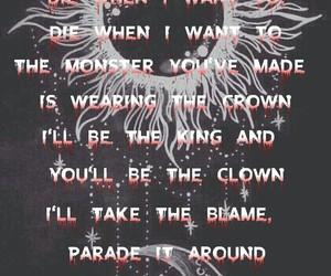 Lyrics, graveyard shift, and miw image