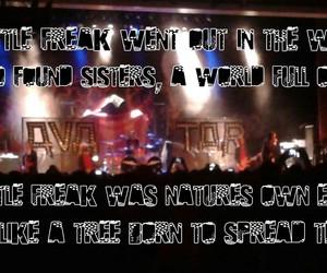avatar and Lyrics image