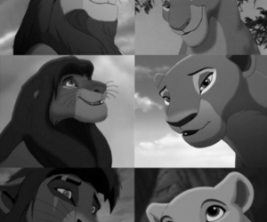 the lion king and disney image