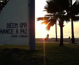 peace and praia image
