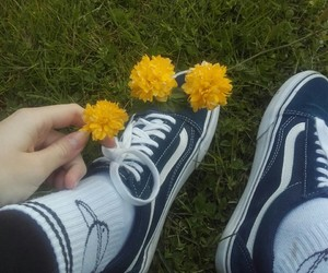 shoes, spring, and vans image