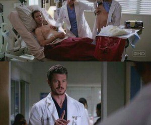 grey's anatomy, mark sloan, and funny image