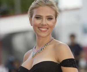 crush, actriz, and Scarlett Johansson image