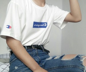 alternative, fashion, and outfit image