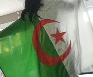 girl, algerian, and algerie image