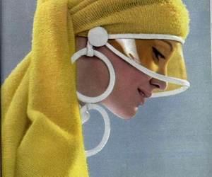 fashion and futuristic image