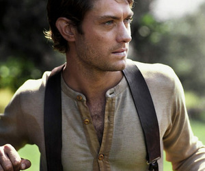 jude law, cold mountain, and Hot image