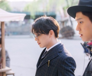 kdrama, yoo ah in, and ko gyung pyo image