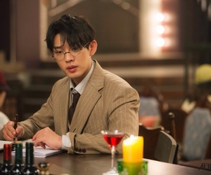 kdrama, yoo ah in, and chicago typewriter image