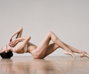 ballet, pointe shoes, and katie boren image