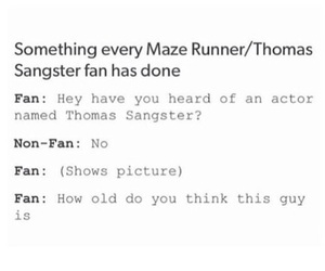 book, fandom, and the maze runner image