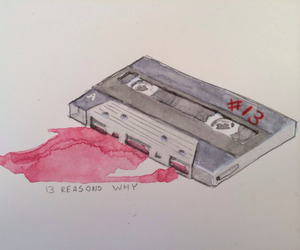 13 reasons why, 13, and 13rw image