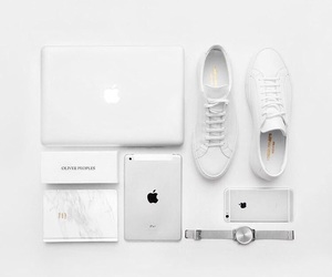 white and iphone image