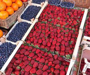 berries, blog, and estonia image