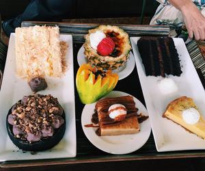 food, girl, and yummy image