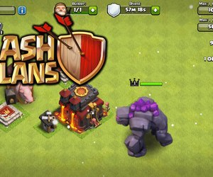 gaming and clash of clans image