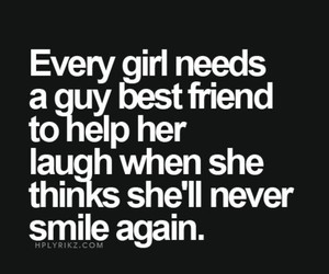 guy, best friends, and smile image