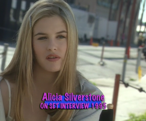 90s, alicia silverstone, and book image