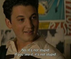 quotes, movie, and stupid image