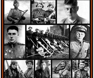 9 мая, день победы, and 1941-1945 image