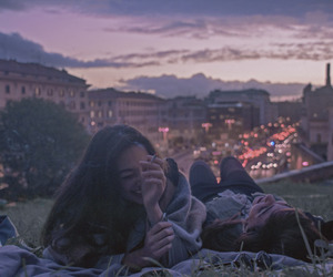 friends, city, and grunge image