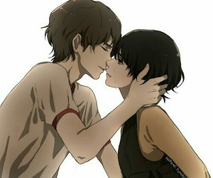zankyou no terror, anime, and twelve image