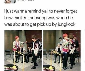 funny, v, and bts image